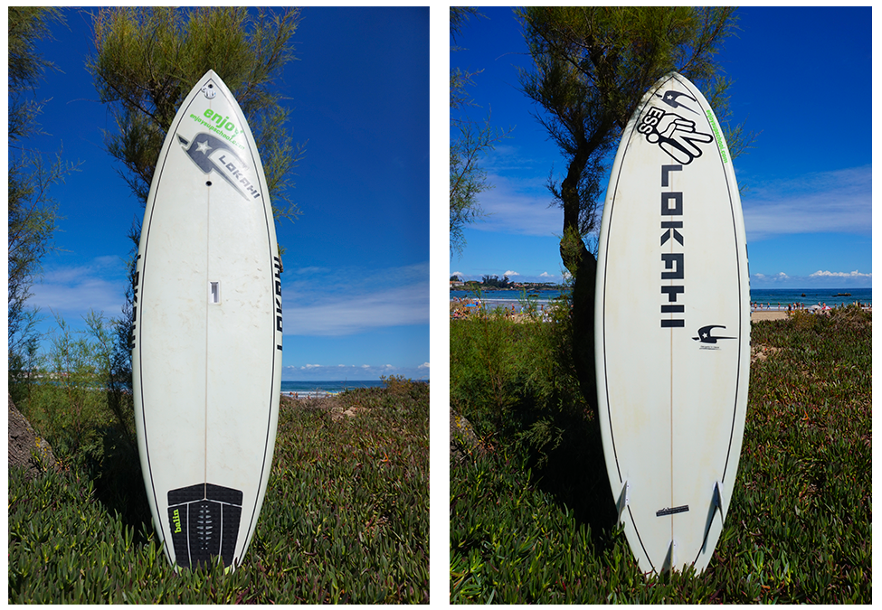 Tabla Paddle Surf Lokahi Custom Olas