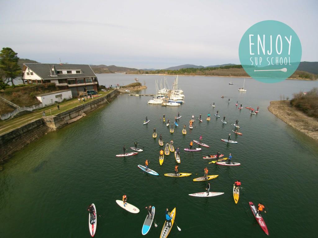 EHSF Euskal SUP Race Vitoria Gastiez