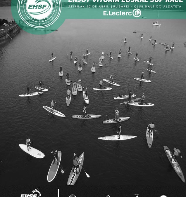 FOTOS, RESULTADOS Y VIDEO DE LA 1º EDICIÓN ENJOY VITORIA EUSKAL SUP RACE
